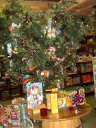 Upside-Down Toy Tree