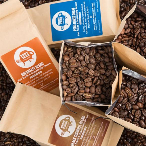 Locally-Roasted coffee gives you a fresher, better brew. Roasted to perfection in our area by a small Ohio coffee shop for a fresher, richer brew. 100% Arabica whole coffee beans. At Lehmans.com.