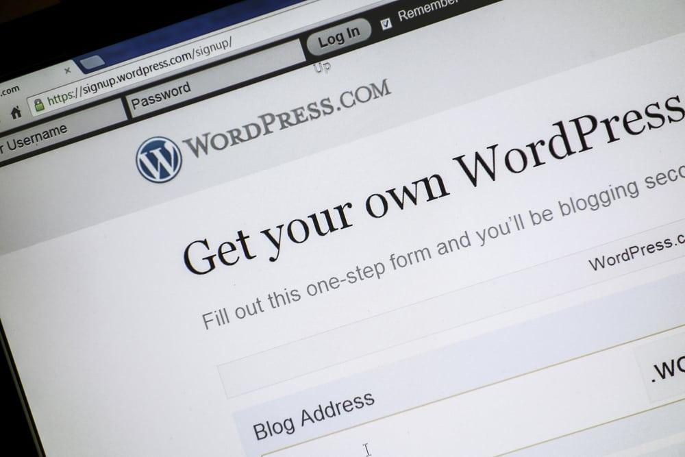 creer un cv gratuitement avec wordpress