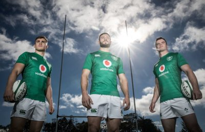 New Ireland Rugby Jerseys 2019 | Life Style Sports Blog