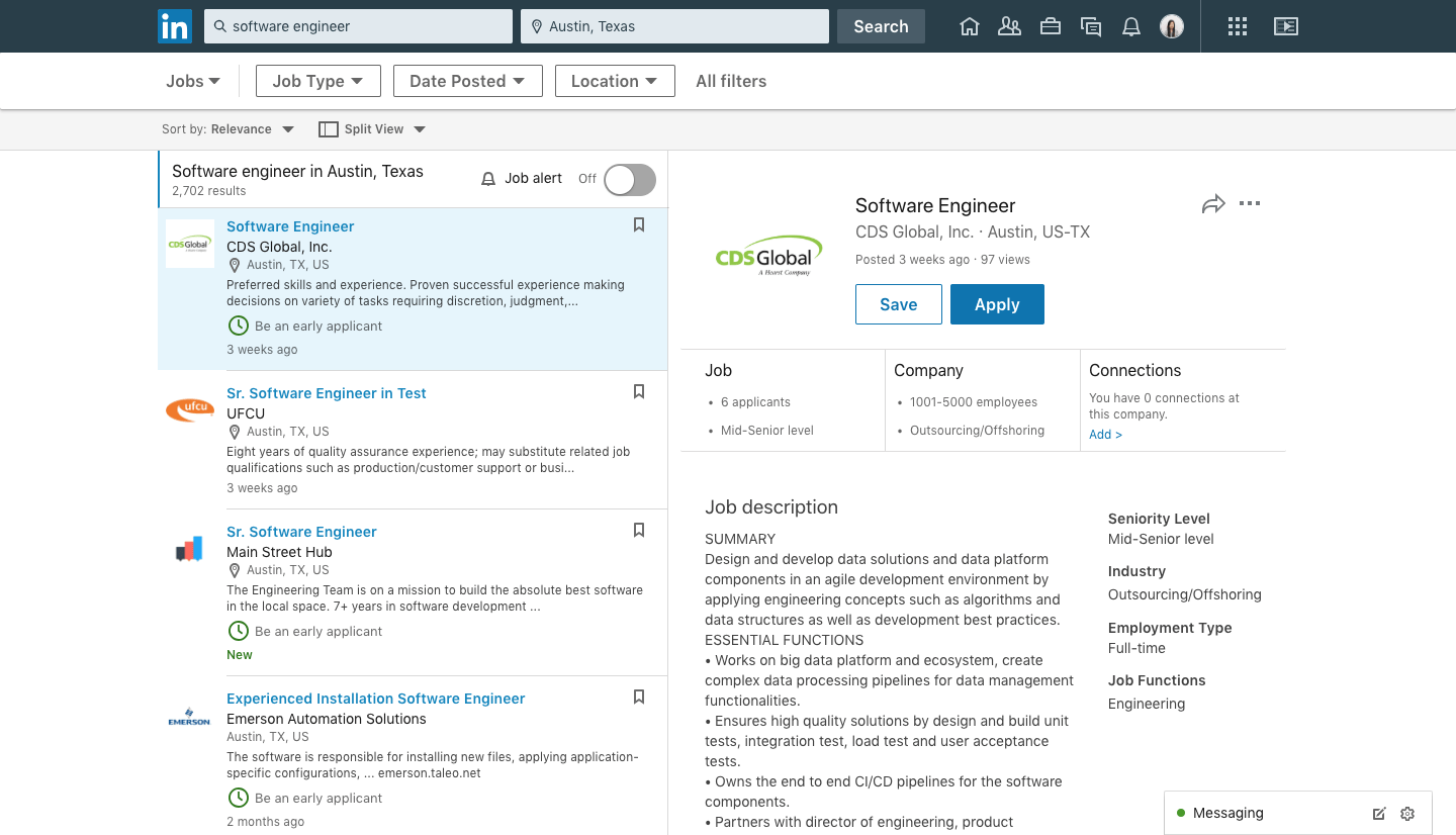 Jobs Работа Updates To Jobs Search Make It Easier To Find The Right Job On