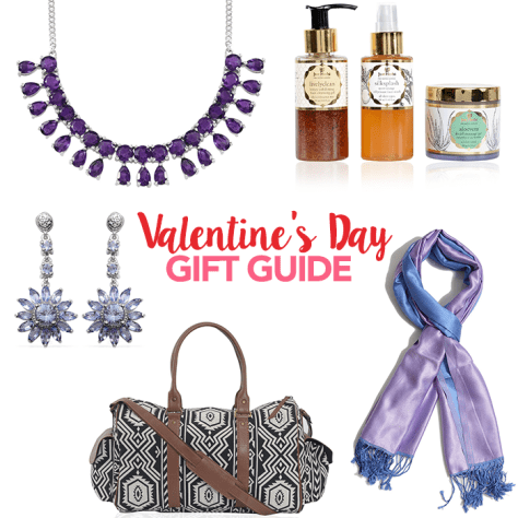 2016 Valentines Day Gift Guide Collage