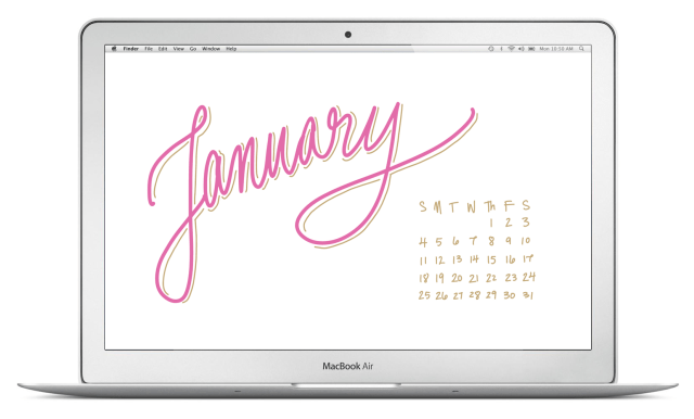 January-calendar-macbook-air