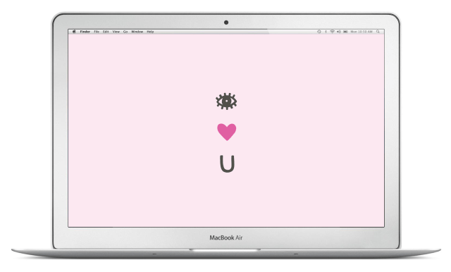 Eye-heart-U-macbook-air
