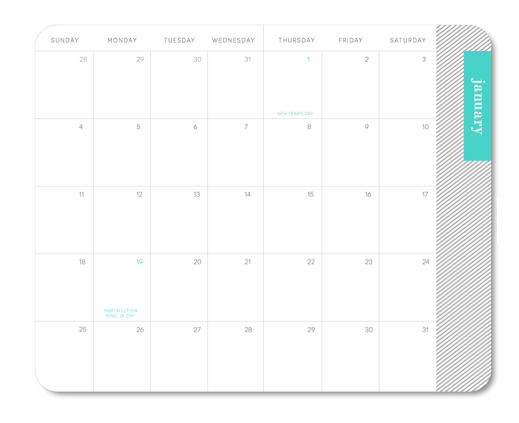 ljcfyi May Designs calendar planner Sunday through Saturday - monday sunday calendar