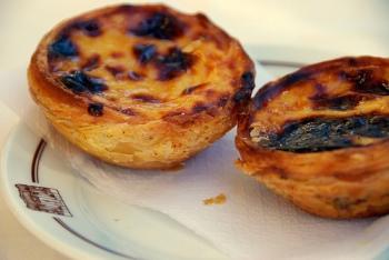 pasteis de nata cucina portoghese