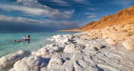 Giordania Mar Morto