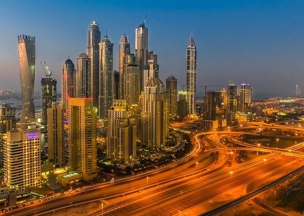 dubai emirati arabi