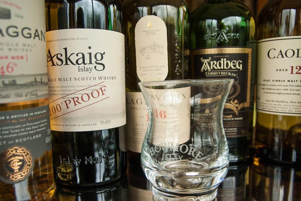 whisky scozzesi