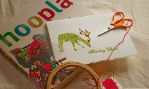got craft? :: DIY embroidery workshop