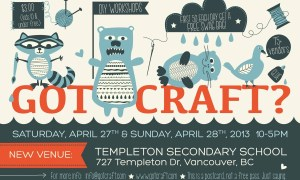 got craft? :: venue change