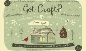 got craft? :: postcards are ready!