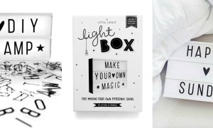 new :: light boxes!