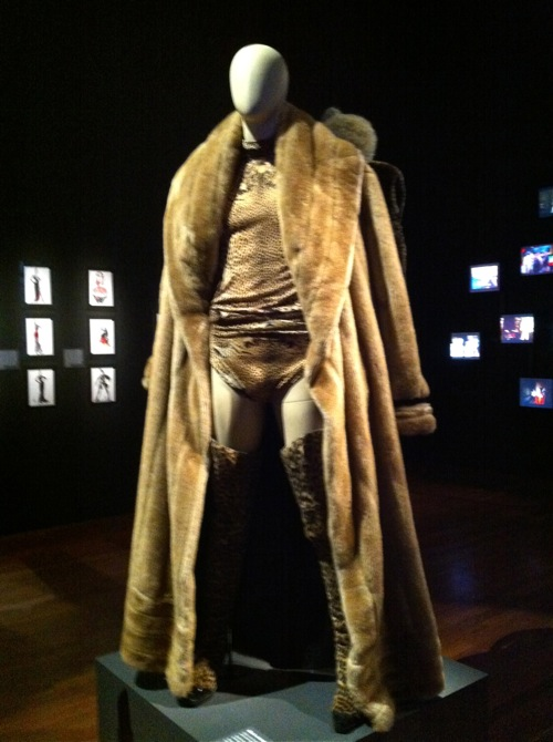 Jean Paul Gaultier wore this when he hosted the MTV Europe Music Awards in Paris in 1995