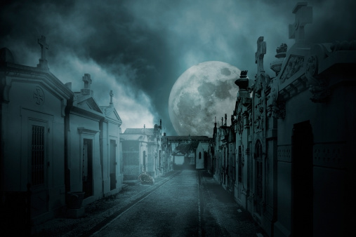 Fall Graveyard Cemetery Wallpaper Halloween The Scariest Cemeteries In The Country Ltd