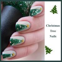 Gorgeous D.I.Y Christmas Nail Art Designs  LUULLA'S BLOG