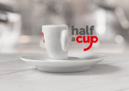 Half a Cup key visual