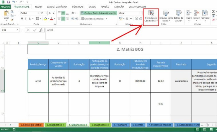 Conditional Formatting - Leave Your Smarter Spreadsheets with Colors