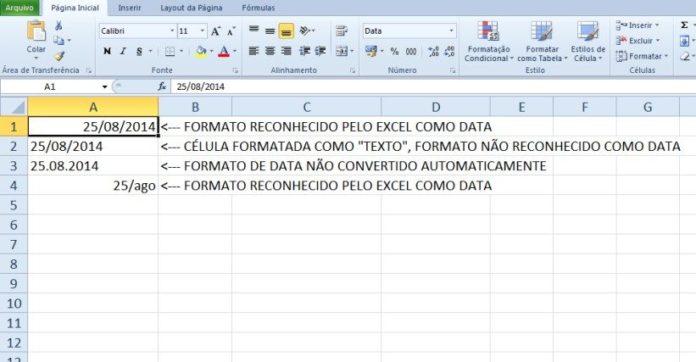 Cómo trabajar con fechas en Excel - Blog LUZ