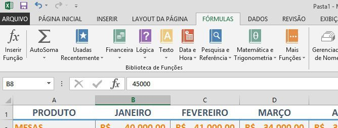 How to create automatic calculations in Excel - Blog LUZ