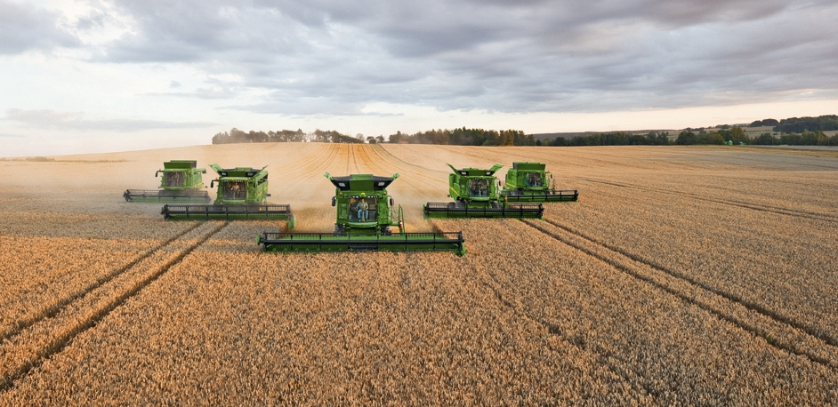 Fall Harvest Wallpaper Image Gallery The Full Year Of Crop Farming In 20 Photos