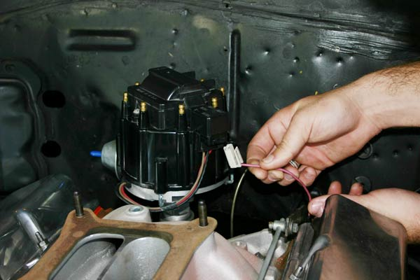 Distributor HEI Conversion - Ford Pit Stop Blog
