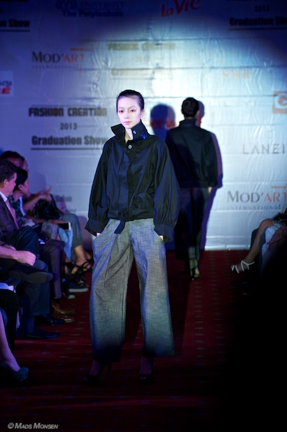 Hoa Sen Graduation Show – Fashion Creation