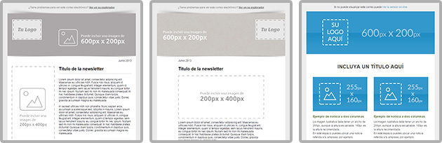 Free newsletter templates for email marketing