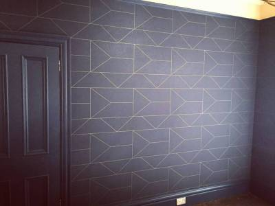 ferm-living-lines-wallpaper - making spaces