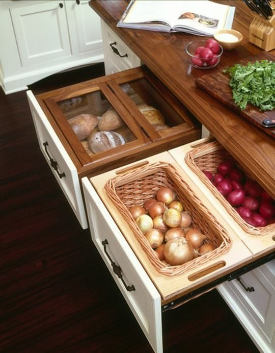 pull out storage fruit and vegetable in kitchen cabinet cupboards kitchen cupboard space savers