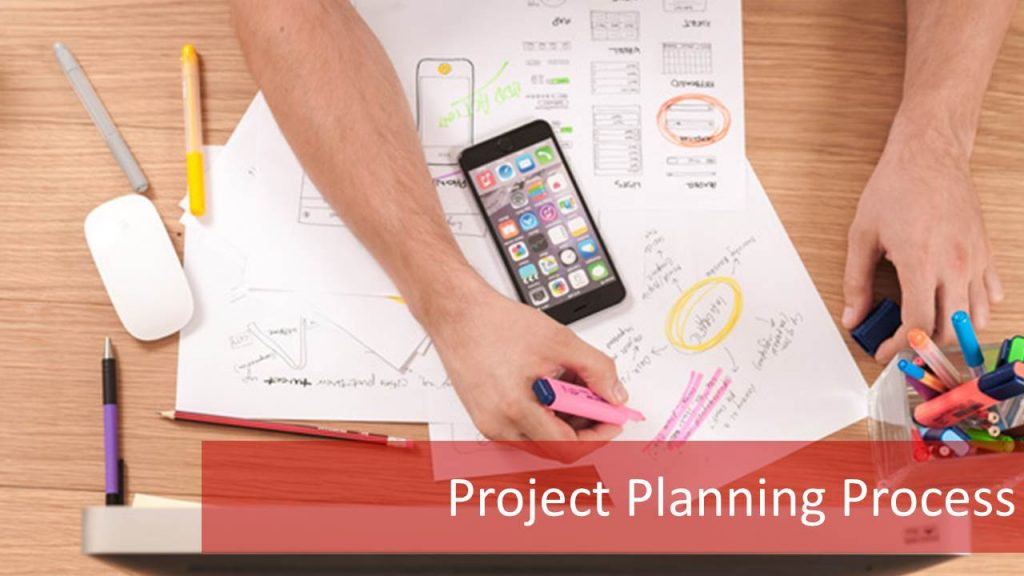 24 Steps of Project Planning Process What Are the Planning Process - project planning
