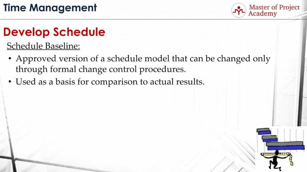 Schedule Baseline How to Measure the Timing of Your Project