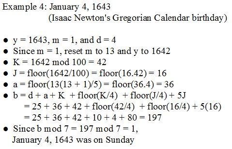 History Of Gregorian Calendar Algorithm Computus Wikipedia Math Teachers Resource Blog Ideas For Teaching New