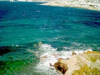 Les zolies couleurs de la mer