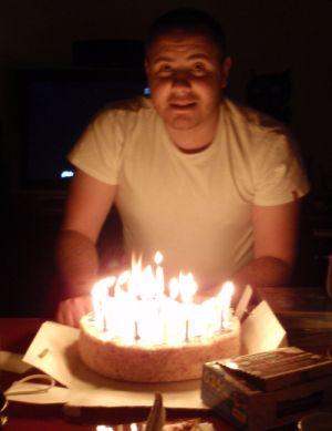 Mon anniversaire !