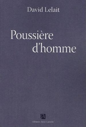 Poussière d'homme (David Lelait)