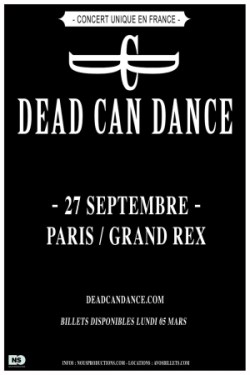 Dean Can Dance au Grand Rex