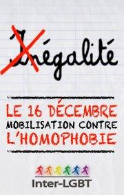 Liberté + Egalité + Fraternité = Mariage pour tous (C'est la lutte nuptiale je vous dis !)