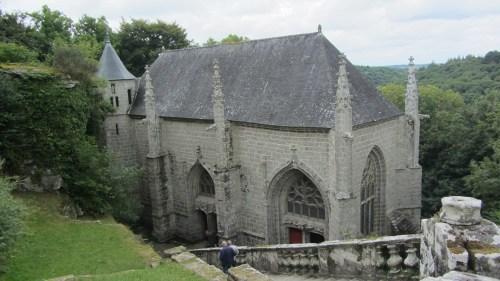 Chapelle Sainte-Barbe - Le Faouët