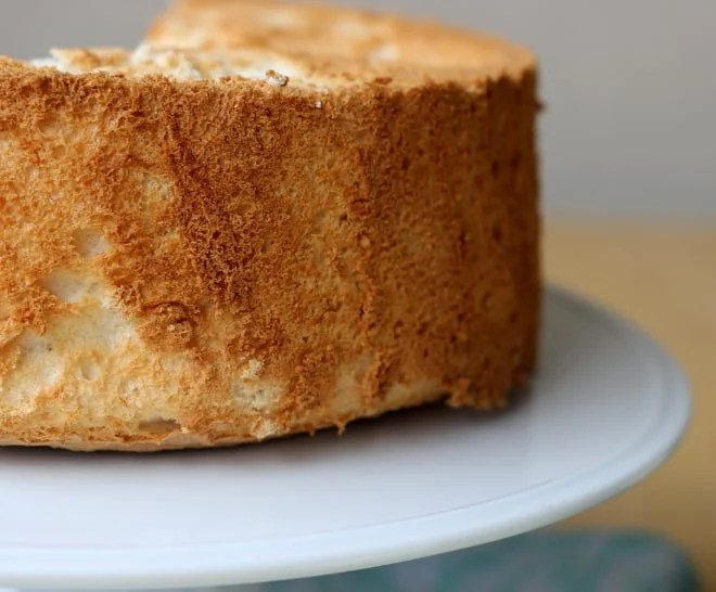 Paleo Angel Food Cake III