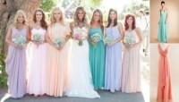Fairytale Wedding Bridesmaid Dresses   www.pixshark.com ...