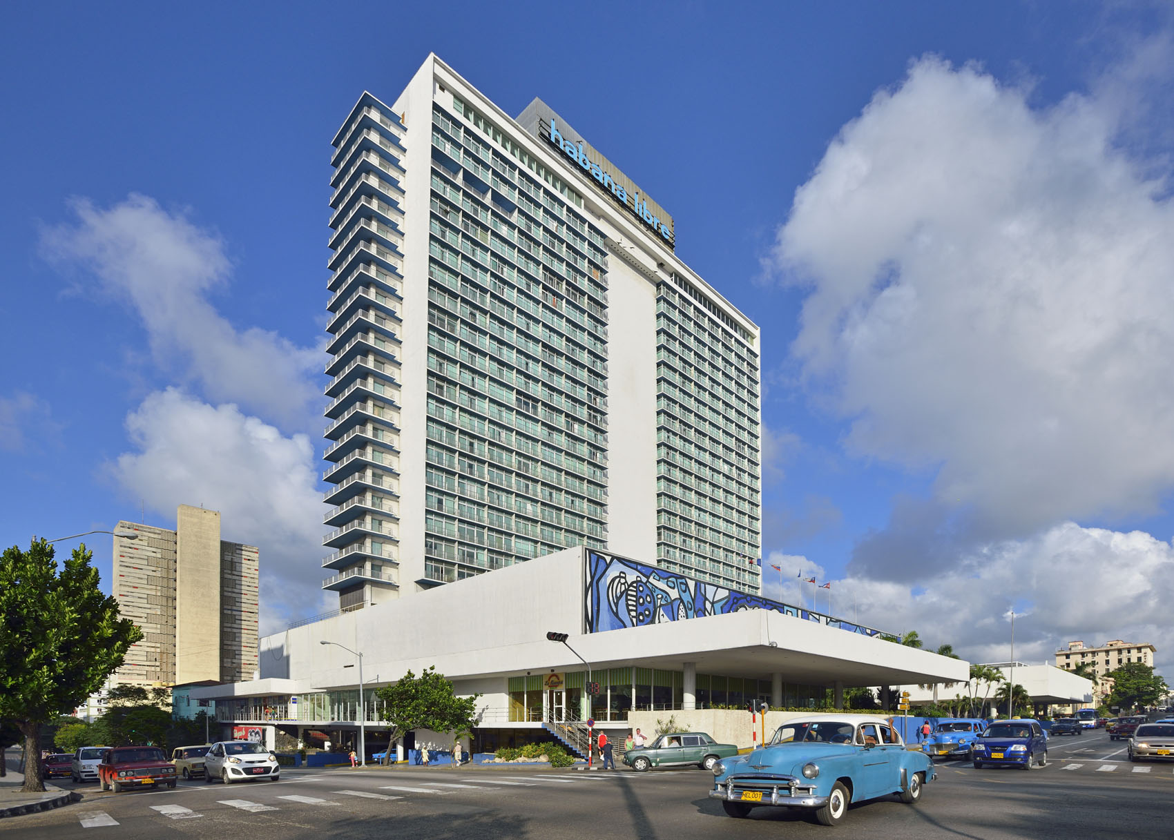 Tryp Habana Libre Cuba Tryp Habana Libre The Most Iconic Hotel In Havana Blog