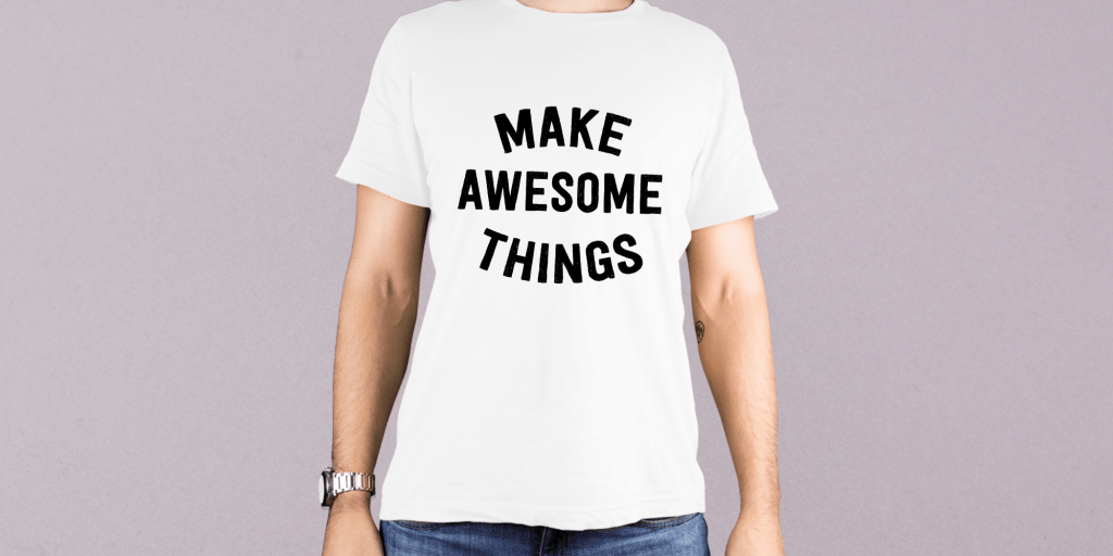 Make-awesome-things