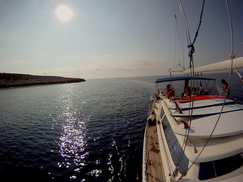 One of the best ways to explore Dalmatian coast