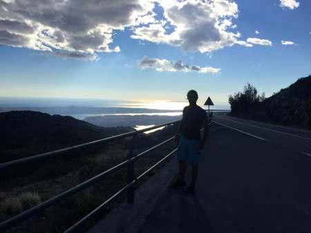 Bura at Velebit