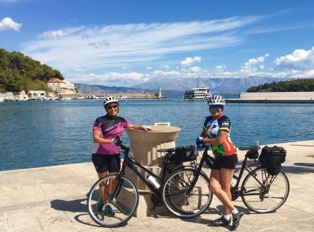 Bike tours Croatia