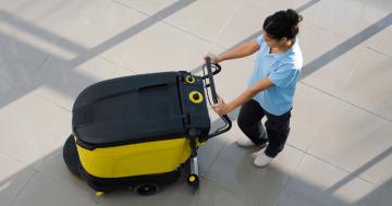 Cursos gratis para trabajadores de limpieza