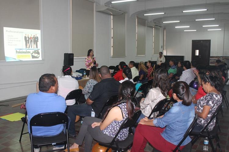 Seminario competencia laboral en Panamá