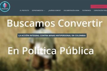 Acción Integral Contra Minas Antipersona