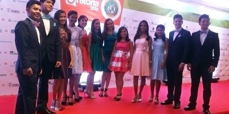 12 finalistas Oratoria 2016